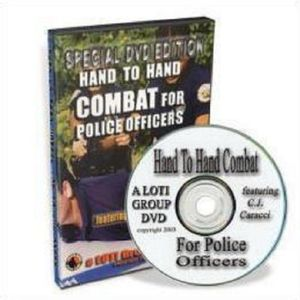 Hand to Hand Combat for Police Officers With C.J. Caracci