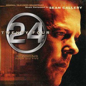 24: Season 4 & 5 (Original Soundtrack)