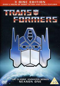 Transformers Season 1 [Import]