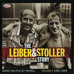Leiber & Stoller Story 3: Shake Em Up /  Various [Import]