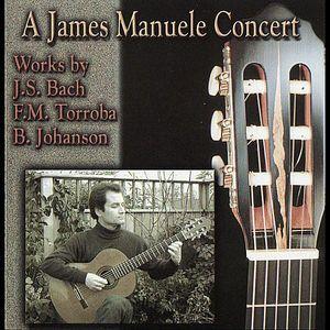 James Manuele Concert