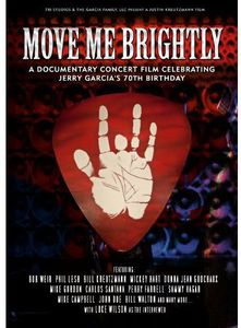 Move Me Brightly-Celebrating Jerry Garcia's 70th B [Import]