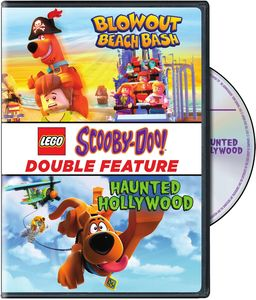 Lego Scooby: Haunted Hollywood /  Blowout Beach Bash