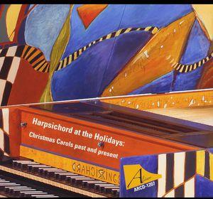 Harpsichord at the Holidays /  Various