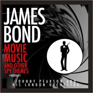 More James Bond Movie Music and Other Spy Themes