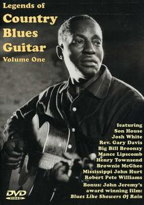 Legends of Country Blues Guitar: Volume 1