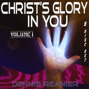 Christ's Glory in You 1