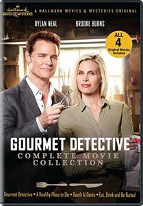Gourmet Detective Complete Movie Collection