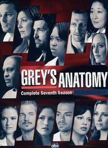 Grey's Anatomy: The Complete Seventh Season