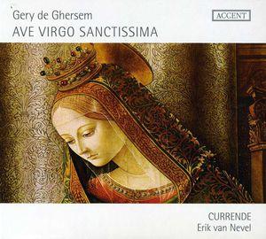 Ave Virgo Sanctissima