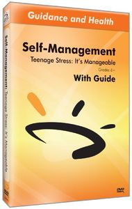 Teenage Stress: It's Manageable