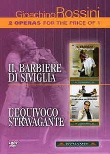 Il Barbiere Di Siviglia /  L'equivoco Stravagante