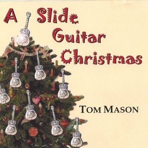 Slide Guitar Christmas