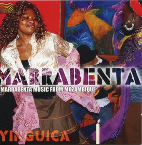 Marrabenta Music from Mozambique: Yinguica