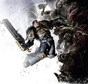 Warhammer 40000: Space Marine /  O.S.T.