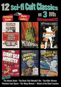 12 Sci-Fi Cult Classics