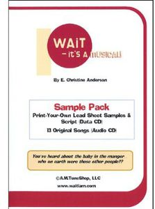 Wait -It's a Musical! Sample Pack