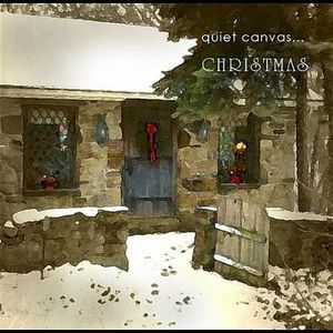 Quiet Canvas Christmas