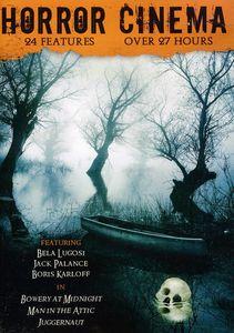 Horror Cinema Collection: Volume 3