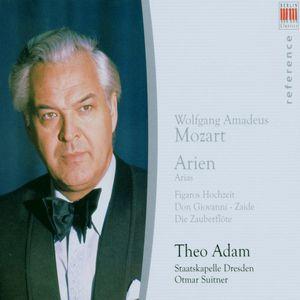 Theo Adams Sings Mzoart Arias