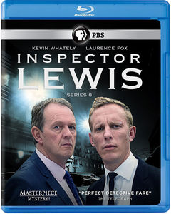 Masterpiece Mystery!: Inspector Lewis 8