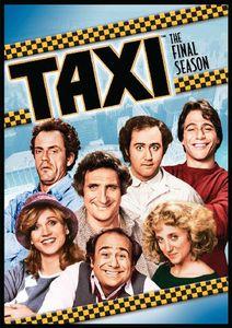 Taxi: The Complete Fifth Season (The Final Season)