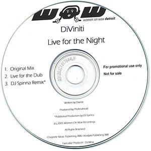 Live for the Night