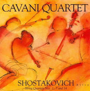 String Quartets 1 7 & 14