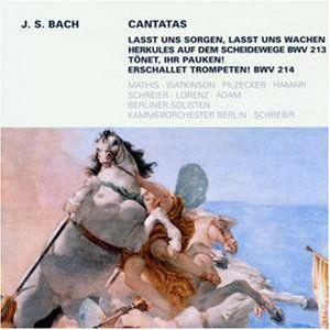 Secular Cantatas BWV 213 214