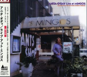 Live at Mingo's [Import]
