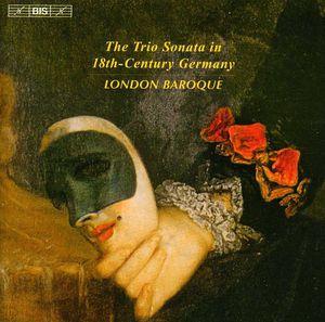 Trio Sonata in 18th Century Germany
