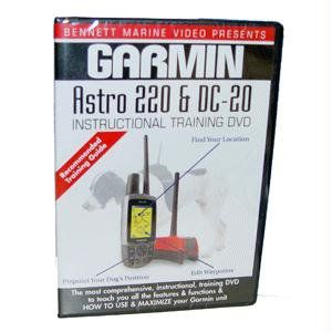 Garmin Astro 220 and Dc-20 Gps