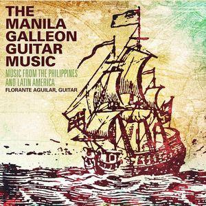 Manila Galleon Guitar Music