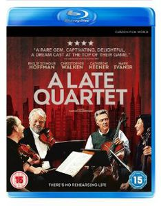 Late Quartet [Import]