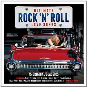 Ultimate R 'N' Roll Love Songs [Import]