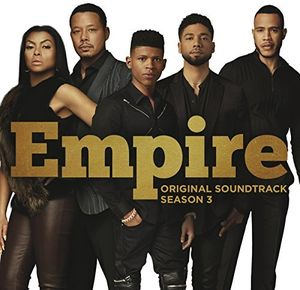 Empire (Original Soundtrack Season 3) [Import]