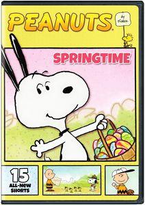 Peanuts By Schulz: Springtime