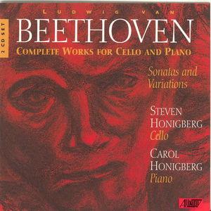 Works for Piano & Cello
