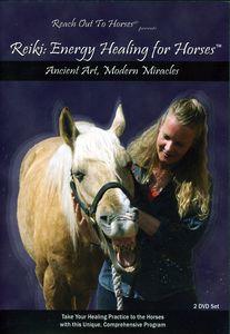 Reiki: Energy Healing for Horses