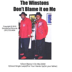 Don't Blame It on Me EP