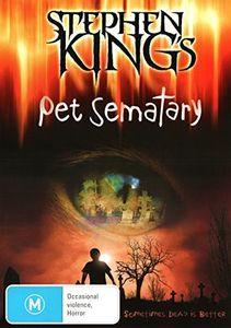 Pet Sematary [Import]