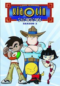 Xiaolin Showdown: The Complete Third Season
