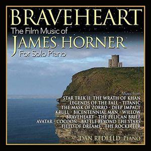 Braveheart: Film Music Of James Horner For Solo
