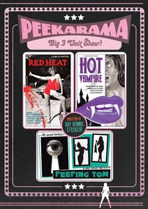 Red Heat /  Mad Love Life of a Hot Vampire