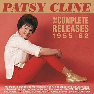 Patsy Cline  ‎– The Complete Releases 1955-62