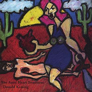 Aztec Heart Treatment