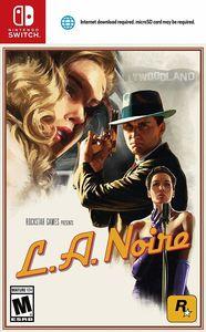 L.A. Noire for Nintendo Switch