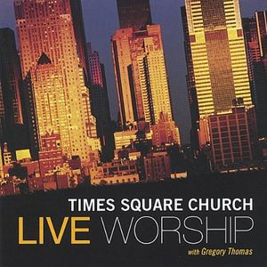 Live Worship with Gregory Thomas