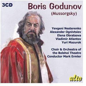 Boris Godunov: Complete Opera