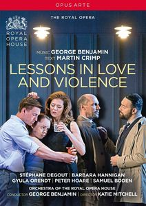 Lessons in Love & Violence
